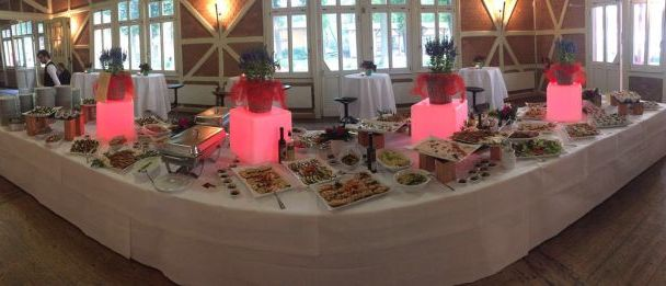 Organisation Partyservice Catering 4u